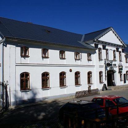 Vysočina: Maršovská Rychta