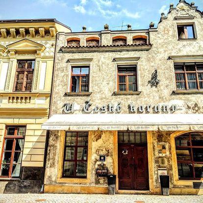 Hradec Králové, Královéhradecký kraj: Hotel u České koruny
