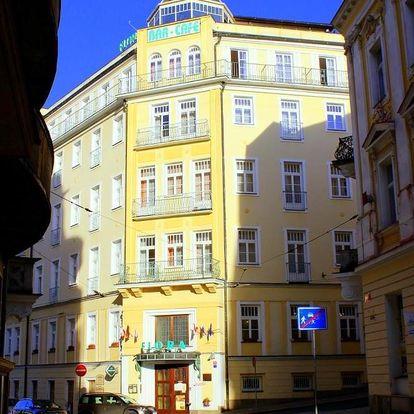 Karlovarský kraj: Hotel Flora