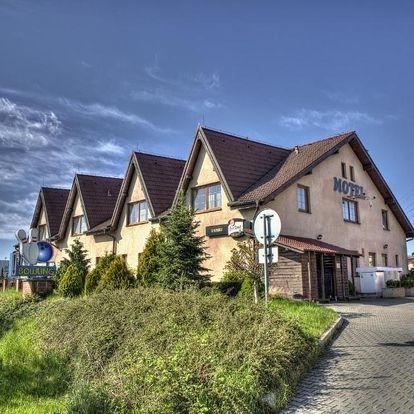 Střední Čechy: Motel U Krbu