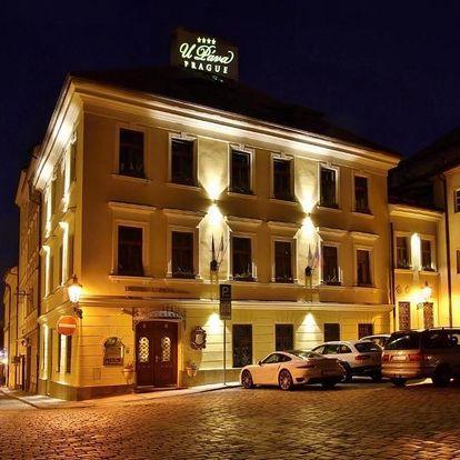 Praha a okolí: U Páva