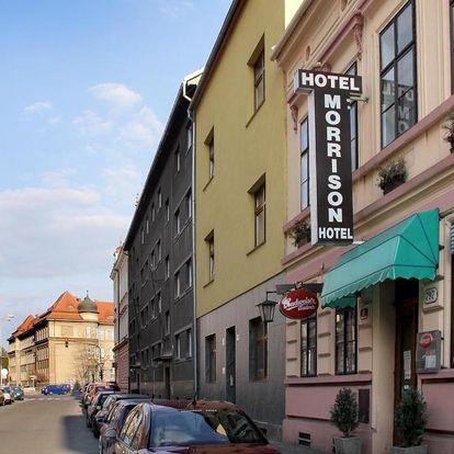 Plzeňsko: Penzion Hotel Morrison