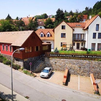 Jižní Čechy: Penzion Delanta