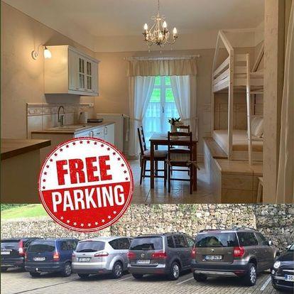 Jižní Čechy: Pension Amadeus & Apartments