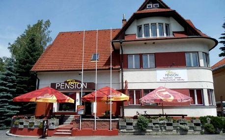 Beskydy: Pension Fortuna
