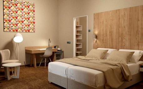 Jizerské hory: Hotel Liberec