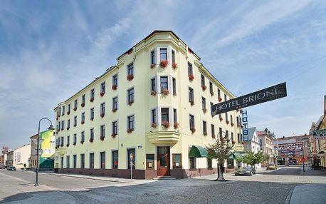 Ostrava, Moravskoslezský kraj: Brioni Boutique Hotel 4*