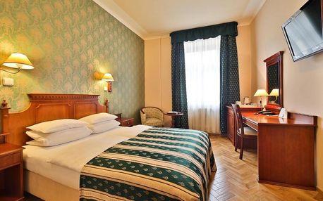 Praha a okolí: Hotel Meteor Plaza Prague