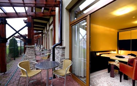 Bešeňová, Nízké Tatry: Luxury Apartment Krištof