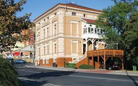 Krušné hory: Hotel Mertin