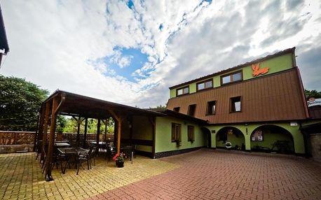 Jižní Morava: Penzion U Králíků