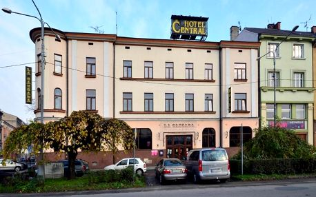 Beskydy: Hotel Central