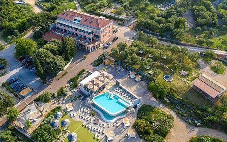 Chorvatsko, Krk: Hotel Kanajt