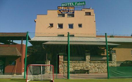 Střední Čechy: Hotel Fabok