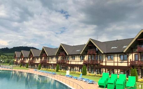 Bešeňová, Nízké Tatry: Apartmány Thermal