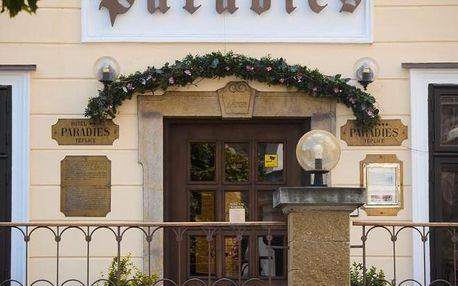 Teplice, Ústecký kraj: Hotel Paradies