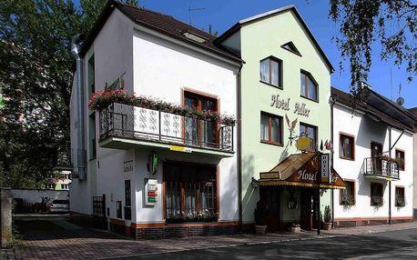 Jižní Čechy: Hotel Adler