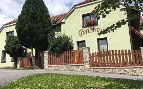 Jižní Čechy: Penzion Chlumec