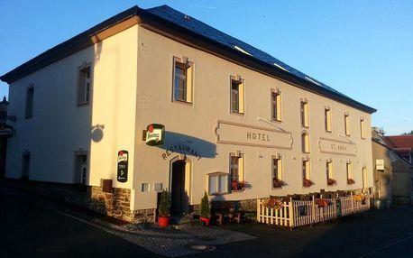 Krušné hory: Hotel St. Anna