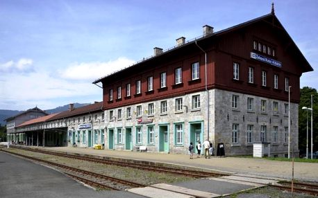 Plzeňsko: Pension na hranici