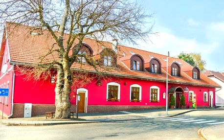 Olomoucký kraj: Hotel Penzion Trámky
