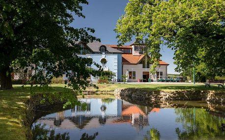 Plzeňsko: Darovanský Dvůr - Wellness & Golf Hotel