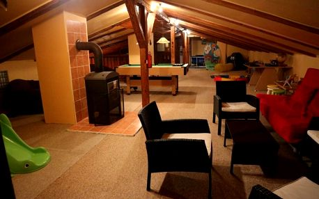 Jizerské hory: Apartmány Lestarka