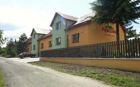 Valašsko: Penzion pod Bílou Horou