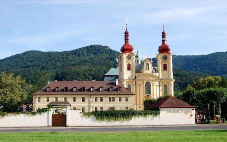 Jizerské hory: Klášter Hejnice, vzdělávací, konferenční a poutní dům