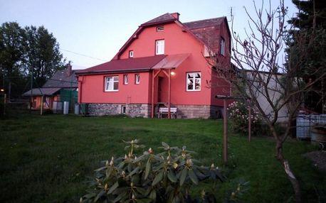 Vysoké nad Jizerou, Liberecký kraj Apartmá Havel