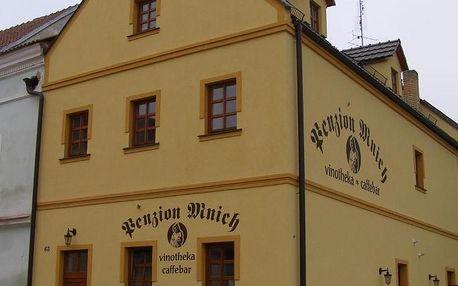 Česká Kanada: Penzion Mnich