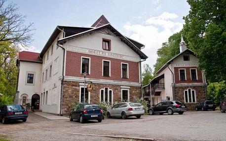 Vysočina: Hotel Na Kocandě