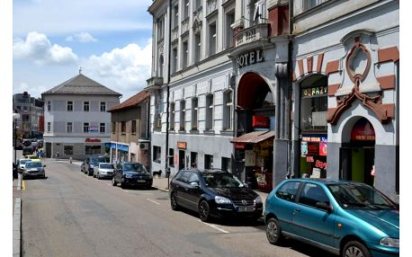 Střední Čechy: Hotel Posta