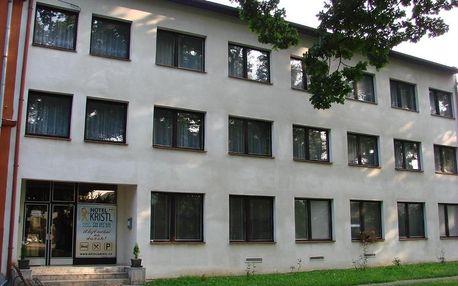 Pardubice, Pardubický kraj: Hotel Kristl