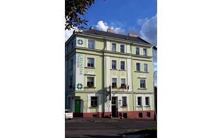 Ústí nad Labem, Ústecký kraj: Penzion Greenstar