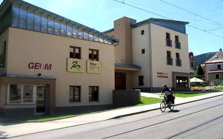 Jizerské hory: Hotel Petra