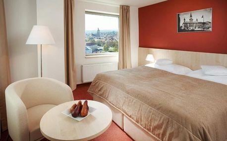 Jižní Čechy: Clarion Congress Hotel České Budějovice