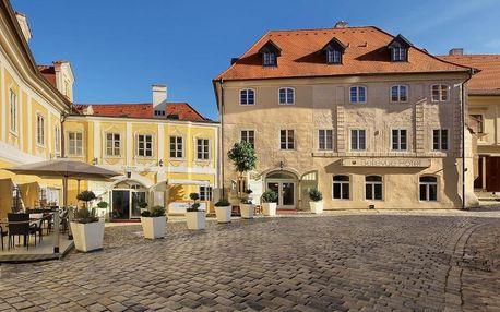 Jižní Čechy: Bellevue Hotel Český Krumlov
