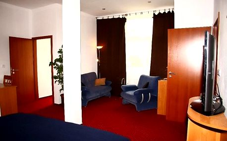 Teplice, Ústecký kraj: Saraya Wellness & Penzion