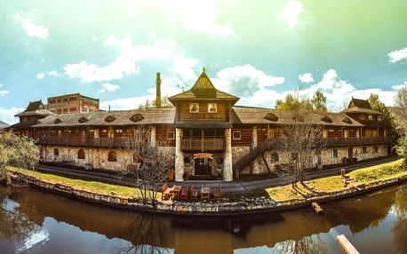 Střední Čechy: Resort Svět