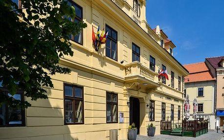 Střední Čechy: Hotel Hejtmanský dvůr