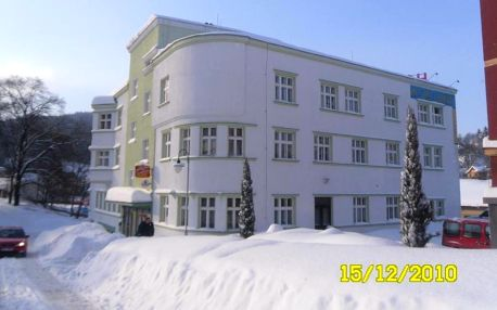 Jizerské hory: Hotel Grand