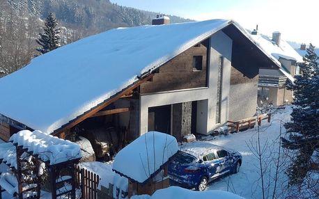 Královehradecký kraj: Ubytování - Černá hora II