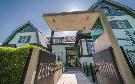 Královohradecký kraj: Hotel Zelená Marina