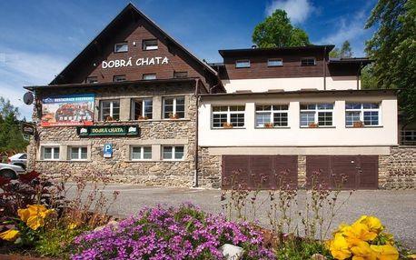 Šumava: Horský Hotel Dobrá Chata