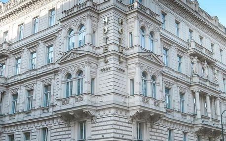 Praha a okolí: Boutique Hotel Seven Days