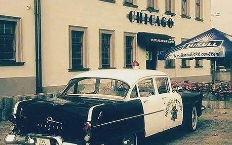 Chomutov, Ústecký kraj: Hotel Chicago