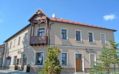 Český ráj: Hotel U Kvapilů