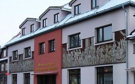 Beskydy: Penzion a restaurace Sklář