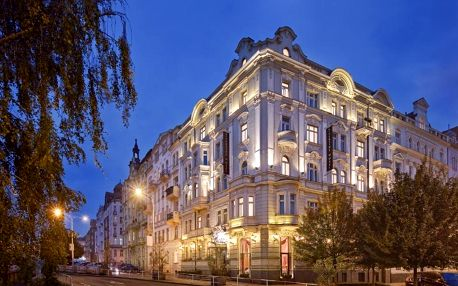 Praha a okolí: Mamaison Hotel Riverside Prague